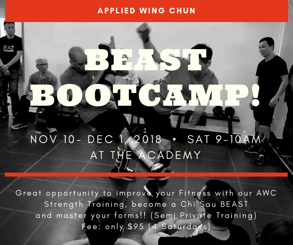 WC Beast Bootcamp