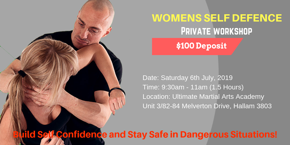 Women Self Defence
